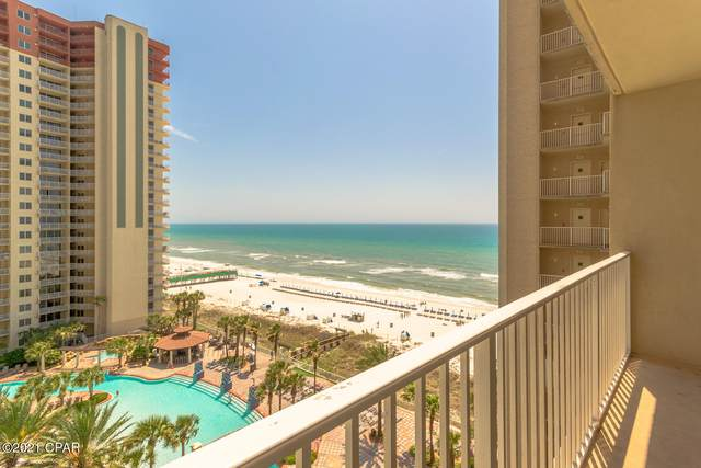 9900 S Thomas 1004 Drive #1004, Panama City Beach, FL 32408 (MLS #716654) :: Beachside Luxury Realty