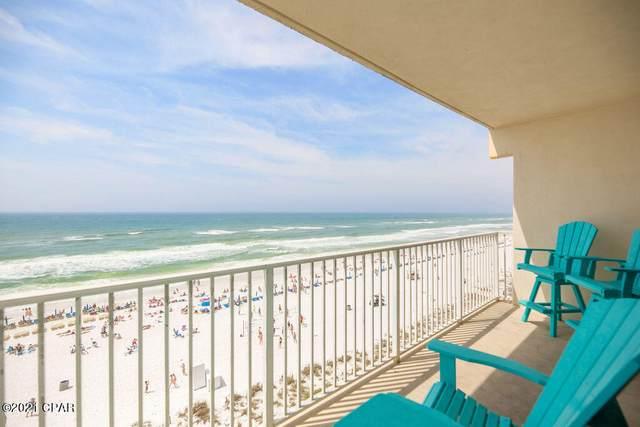 9900 S S Thomas Drive #602, Panama City Beach, FL 32408 (MLS #716665) :: Blue Swell Realty