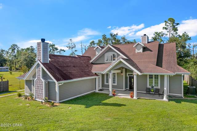 817 Clement Drive, Panama City, FL 32409 (MLS #716691) :: Scenic Sotheby's International Realty