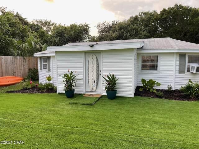 502 Dolphin Street, Panama City Beach, FL 32413 (MLS #716699) :: Beachside Luxury Realty