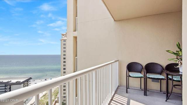 11800 Front Beach T2-1108, Panama City Beach, FL 32407 (MLS #716704) :: Counts Real Estate Group
