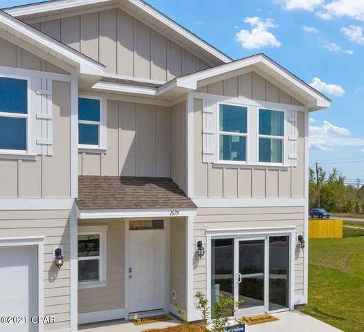 1668 Caleigh Court Lot 27, Lynn Haven, FL 32444 (MLS #716730) :: Anchor Realty Florida