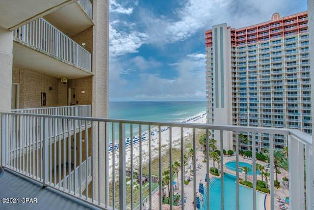 9900 S Thomas Drive #1028, Panama City Beach, FL 32408 (MLS #716746) :: Counts Real Estate Group