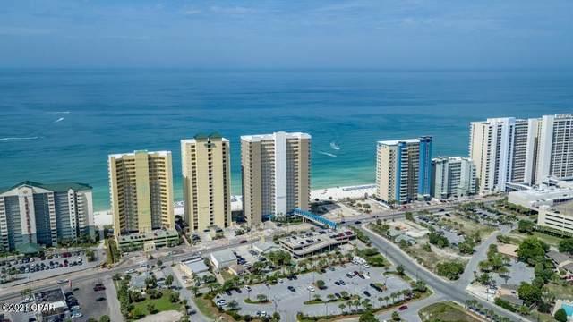 10625 Front Beach Road #2005, Panama City Beach, FL 32407 (MLS #716749) :: Berkshire Hathaway HomeServices Beach Properties of Florida