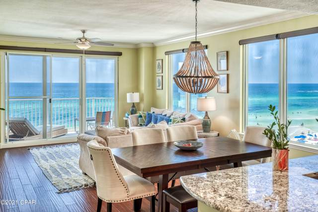 10719 Front Beach Road #505, Panama City Beach, FL 32407 (MLS #716753) :: Counts Real Estate Group
