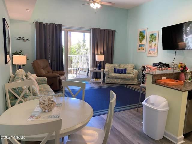 9900 S Thomas Drive #104, Panama City Beach, FL 32408 (MLS #716778) :: Counts Real Estate Group