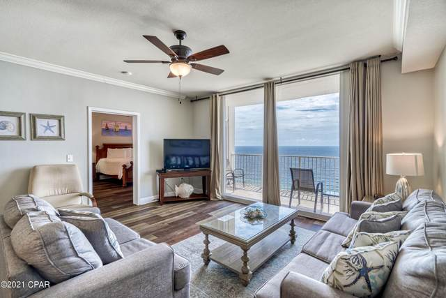 16819 Front Beach Road #1705, Panama City Beach, FL 32413 (MLS #716801) :: Counts Real Estate Group