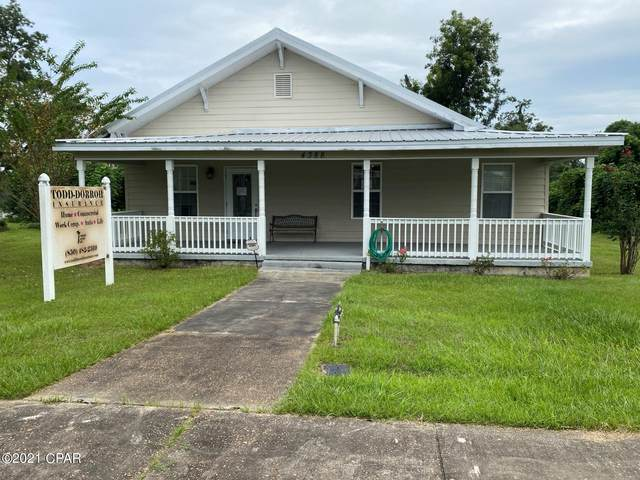 4388 Clinton Street, Marianna, FL 32446 (MLS #716827) :: Counts Real Estate Group