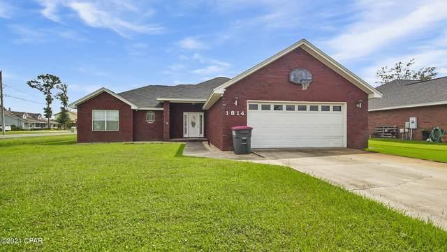 1814 Bowman Lane, Lynn Haven, FL 32444 (MLS #716838) :: Counts Real Estate Group
