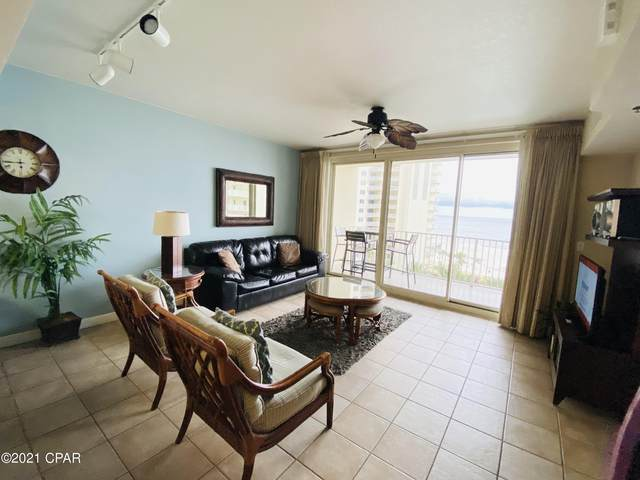 9900 S Thomas Drive #712, Panama City Beach, FL 32408 (MLS #716879) :: Blue Swell Realty