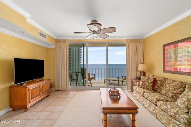 9900 S Thomas Drive #1313, Panama City Beach, FL 32408 (MLS #716886) :: Beachside Luxury Realty