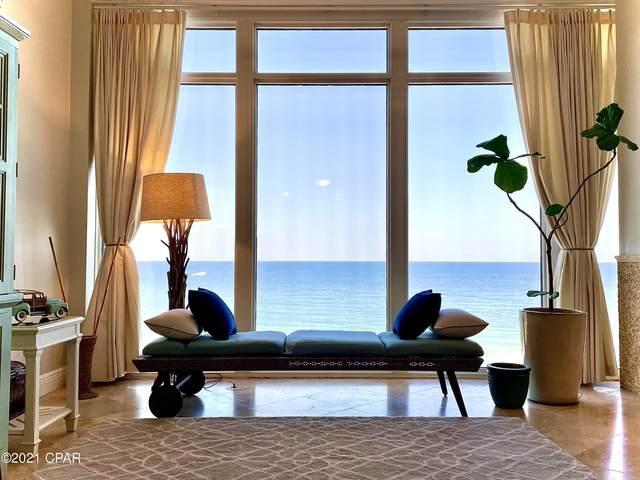 6627 Thomas Drive #607, Panama City Beach, FL 32408 (MLS #716901) :: Keller Williams Realty Emerald Coast