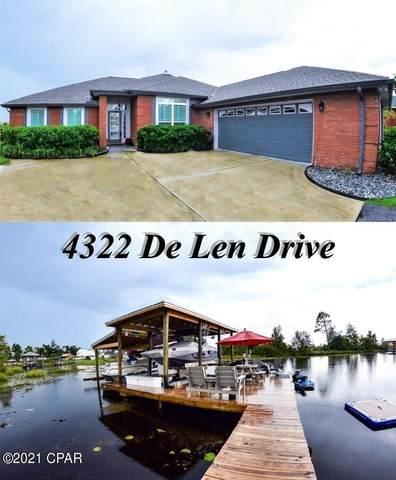4322 De Len Drive, Panama City, FL 32404 (MLS #716915) :: Blue Swell Realty