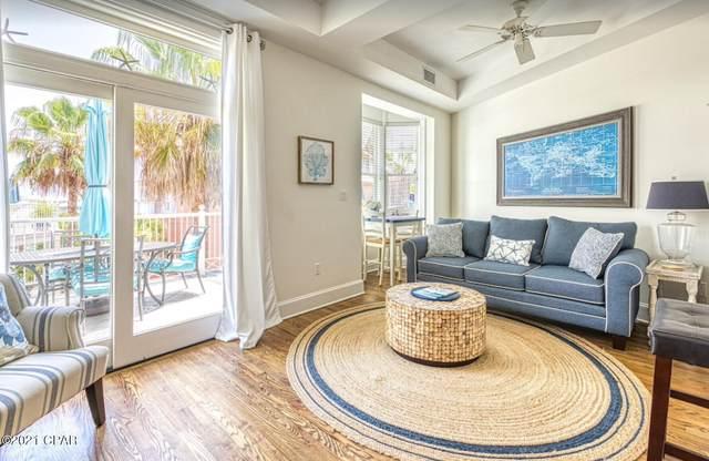 105 Carillon Market St. Street #303, Panama City Beach, FL 32413 (MLS #716917) :: The Premier Property Group