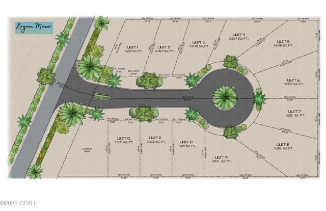 9308 N Lagoon Drive Lot 7, Panama City, FL 32408 (MLS #717012) :: Counts Real Estate Group