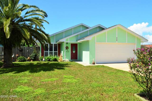 408 Gardenia Street, Panama City Beach, FL 32407 (MLS #717055) :: Scenic Sotheby's International Realty