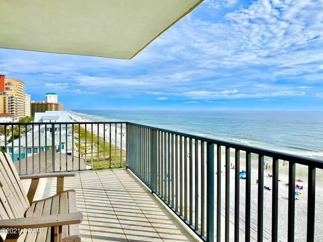 6905 Thomas Drive #805, Panama City Beach, FL 32408 (MLS #717062) :: Vacasa Real Estate