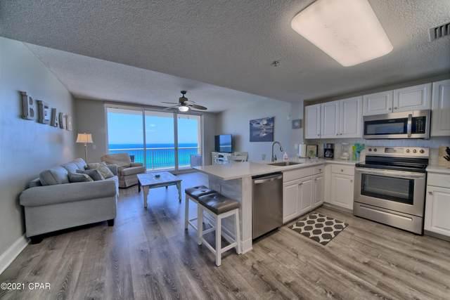 10901 Front Beach Road #814, Panama City Beach, FL 32407 (MLS #717069) :: Scenic Sotheby's International Realty
