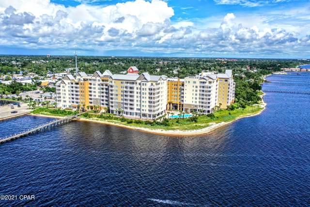 3001 W 10th Street #615, Panama City, FL 32401 (MLS #717074) :: Berkshire Hathaway HomeServices Beach Properties of Florida