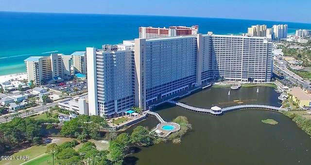 9860 S Thomas Drive #824, Panama City Beach, FL 32408 (MLS #717079) :: Keller Williams Realty Emerald Coast
