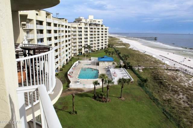 4425 Thomas Drive #716, Panama City Beach, FL 32408 (MLS #717082) :: Vacasa Real Estate