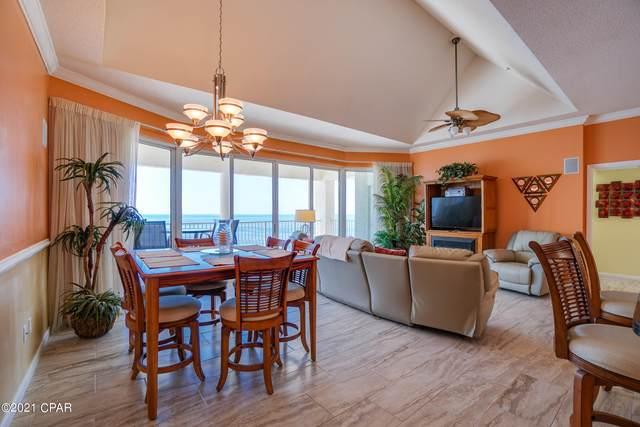 10515 Front Beach Road #1401, Panama City Beach, FL 32407 (MLS #717106) :: The Premier Property Group