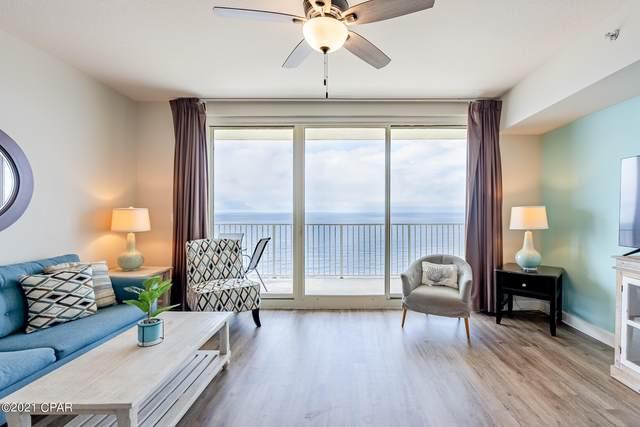 9900 S Thomas Drive #1402, Panama City Beach, FL 32408 (MLS #717118) :: Keller Williams Realty Emerald Coast