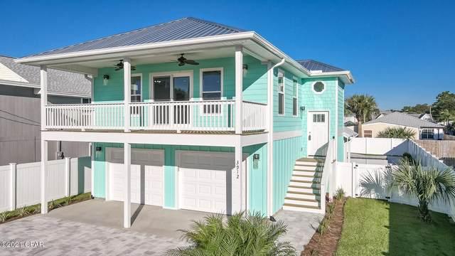 3912 Raven Street, Panama City Beach, FL 32408 (MLS #717188) :: Team Jadofsky of Keller Williams Realty Emerald Coast