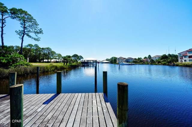 8817 N Lagoon Drive, Panama City Beach, FL 32408 (MLS #717191) :: Team Jadofsky of Keller Williams Realty Emerald Coast