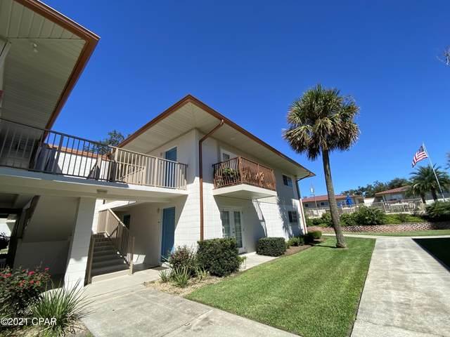 2100 W Beach Drive M201, Panama City, FL 32401 (MLS #717195) :: Team Jadofsky of Keller Williams Realty Emerald Coast