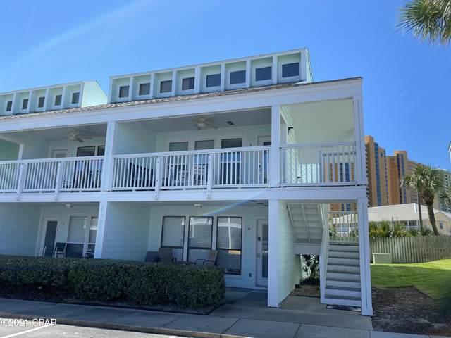 17670 Front Beach Road K-8, Panama City Beach, FL 32413 (MLS #717196) :: Team Jadofsky of Keller Williams Realty Emerald Coast