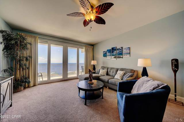 9860 S Thomas Drive #1910, Panama City Beach, FL 32408 (MLS #717225) :: The Premier Property Group
