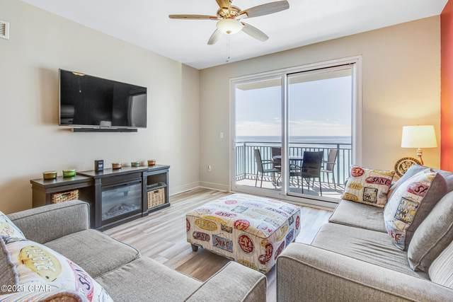 16701 Front Beach Road #606, Panama City Beach, FL 32413 (MLS #717268) :: The Premier Property Group