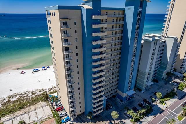 10713 Front Beach Road #202, Panama City Beach, FL 32407 (MLS #717288) :: The Premier Property Group