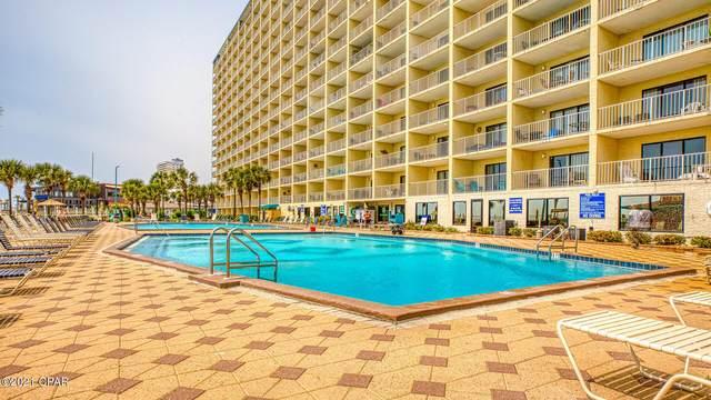 8743 Thomas Drive #129, Panama City Beach, FL 32408 (MLS #717295) :: Team Jadofsky of Keller Williams Realty Emerald Coast