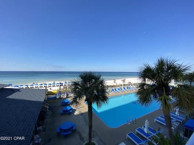 5801 Thomas Drive #310, Panama City Beach, FL 32408 (MLS #717297) :: Counts Real Estate on 30A