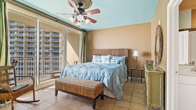 9900 S Thomas Drive #1423, Panama City Beach, FL 32408 (MLS #717306) :: Vacasa Real Estate