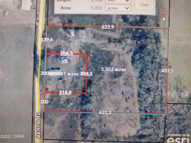 0000 Martin Road, Marianna, FL 32448 (MLS #717353) :: Vacasa Real Estate