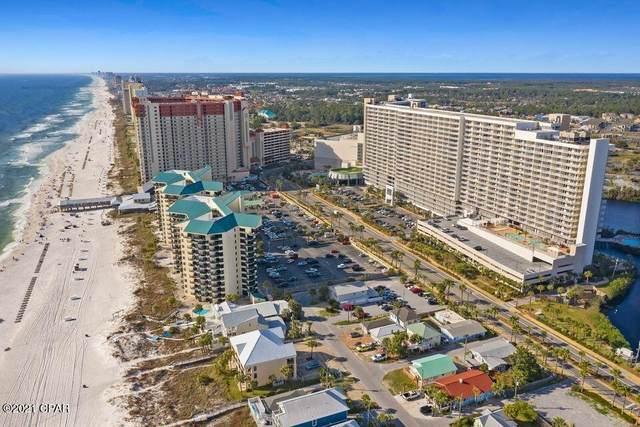 9902 S Thomas Drive #431, Panama City Beach, FL 32408 (MLS #717372) :: The Ryan Group
