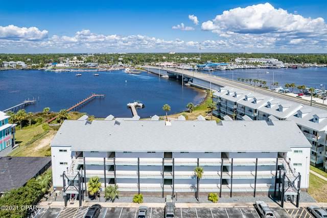 3600 Thomas Drive C202, Panama City Beach, FL 32408 (MLS #717375) :: Counts Real Estate Group