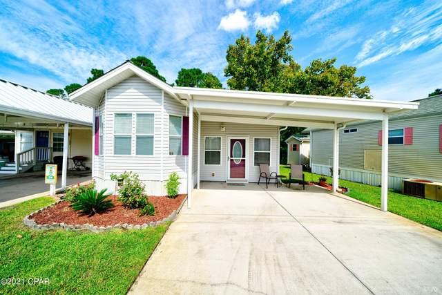 1219 Thomas Drive #125, Panama City Beach, FL 32408 (MLS #717434) :: The Ryan Group