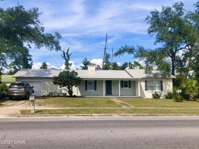 1114 W 11th Street, Panama City, FL 32401 (MLS #717470) :: Team Jadofsky of Keller Williams Realty Emerald Coast