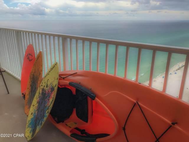 16819 Front Beach Road #2201, Panama City Beach, FL 32413 (MLS #717513) :: Better Homes & Gardens Real Estate Emerald Coast