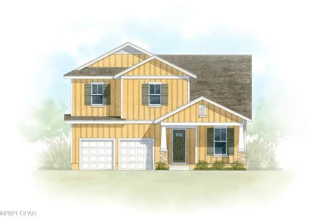 2301 Warbler Street Lot 385, Panama City, FL 32405 (MLS #717563) :: Berkshire Hathaway HomeServices Beach Properties of Florida