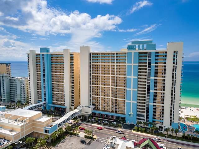 10901 Front Beach Road #804, Panama City Beach, FL 32407 (MLS #717627) :: Team Jadofsky of Keller Williams Realty Emerald Coast