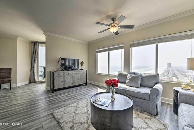 16819 Front Beach Road #1800, Panama City Beach, FL 32413 (MLS #717665) :: Better Homes & Gardens Real Estate Emerald Coast