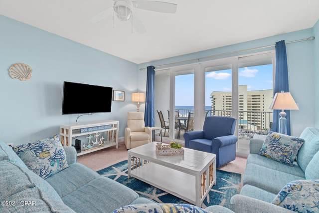 9860 S Thomas Drive #610, Panama City Beach, FL 32408 (MLS #717680) :: Team Jadofsky of Keller Williams Realty Emerald Coast