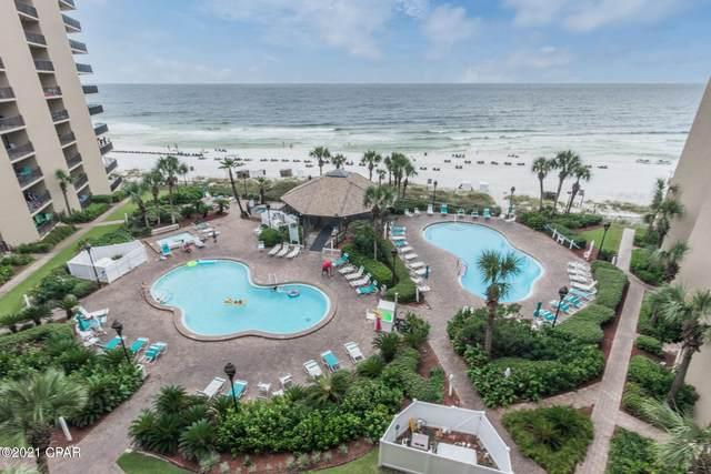 6505 Thomas Drive #504, Panama City Beach, FL 32408 (MLS #717689) :: The Ryan Group