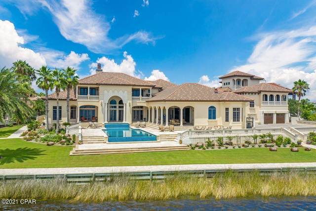 5222 Finisterre Drive, Panama City Beach, FL 32408 (MLS #717701) :: Berkshire Hathaway HomeServices Beach Properties of Florida