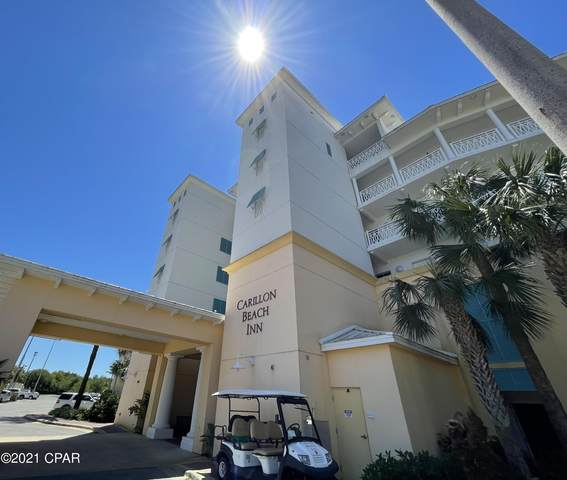 114 Carillon Market Street #403, Panama City Beach, FL 32413 (MLS #717728) :: The Ryan Group